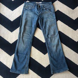 Joe's Jeans Holly straight leg blue jeans size 27